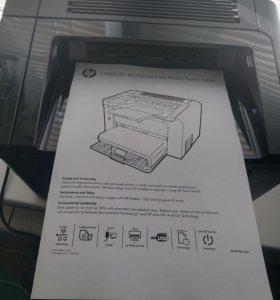 Сетевой лазерный принтер HP 1606dn.Черно-белый