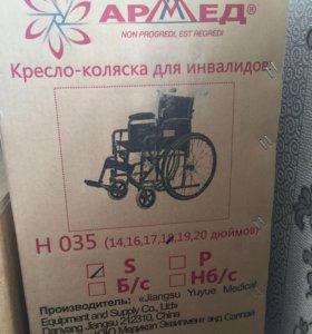 Инвалидная коляска Армед Н 035.
