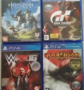 Игры PS4 четыре по цене одной))