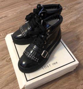 Ботинки, кеды LOST INK