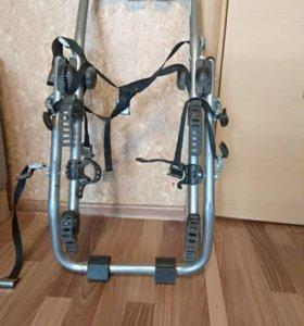 Велобагажник для 3 велосипедов