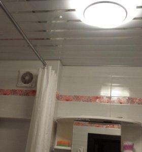 Алюминиевые реечные потолки по размерам.