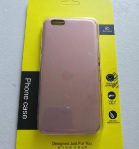 Чехол на iPhone 6 или 6s новый