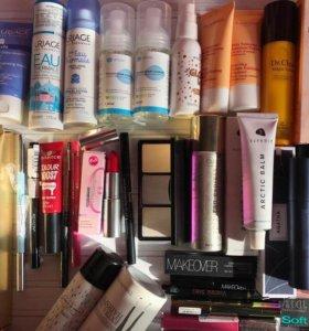 Косметика:уход,макияж,больше внутри