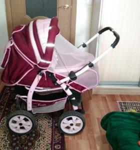Продам детскую коляску Бу