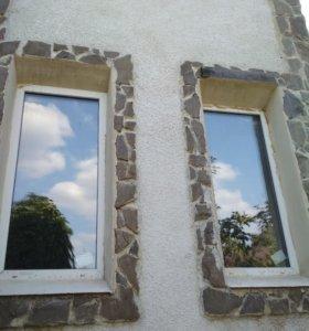 Окна пластиковые Rehau