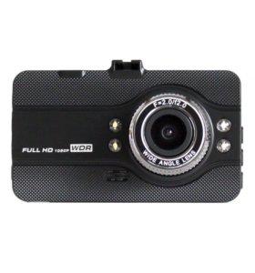 Автомобильный видеорегистратор T628 черный