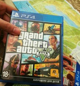 Диски PS4