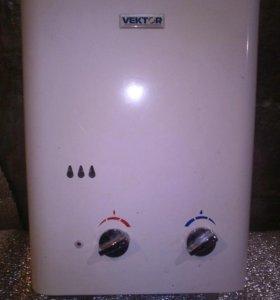 Газовый водонагреватель Vektor JSD 11-N