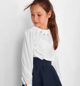 Блузка декорированная
