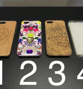 Чехол на iPhone 5, 5s, 6, 6s, 7, 8