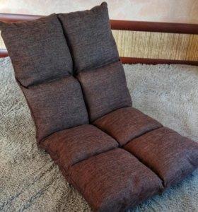Кресло подушка лежак для отдыха KresPad