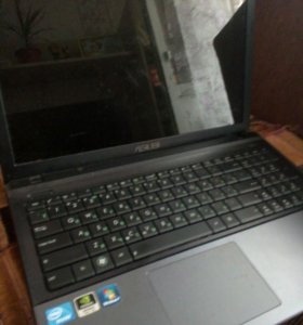 Ноутбук. Asus