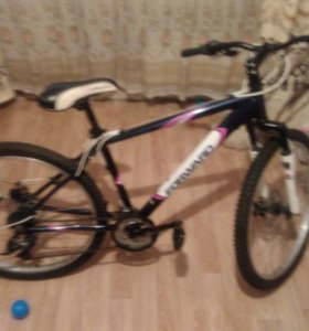 Продам велосипед forward с дисковыми тормозами