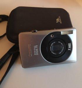 Фотоаппарат Canon ixus 75