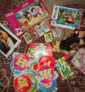 игрушки пакетами
