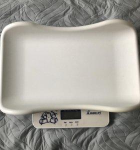 ⚖️ Детские электронные весы Momert 6425