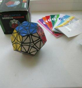Megaminx ( мегаминкс, кубик Рубика )