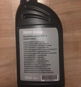 Тормозная жидкость оригинал BMW