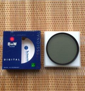 Поляризационный фильтр Schneider B+W Slim 77mm