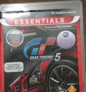 Gran Turismo 5 для ps3
