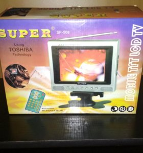 Автомобильный LCD-телевизор Toshiba