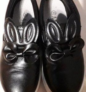 Обувь для девочки 30 р