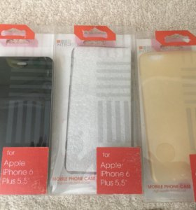 Чехлы для Apple iPhone 6/6s/6plus/6s plus