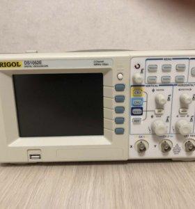Осциллограф цифровой Rigol DS1052E