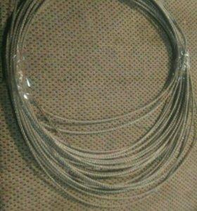 Трос из нержавеющей стали 3 мм
