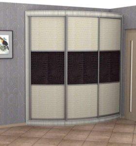 Радиусный шкаф Радион Рио