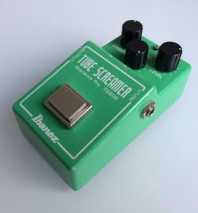 Ibanez TS808 Tube Screamer Reissue, Япония