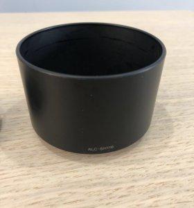 Бленда и крышка Sony 55mm