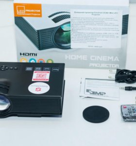 Домашний проектор Excelvan UC46+ Mini LED
