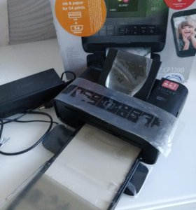Принтер selphy canon cp1200