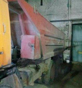 Камаз 55111, 13 тонн