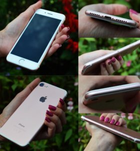 iPhone 7, Rose Gold, 128GB