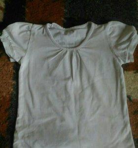 2 футболки на рост до 98 см