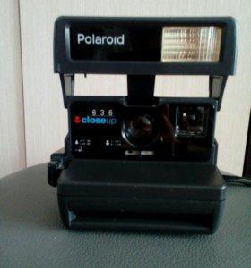 Фотоаппарат палароед