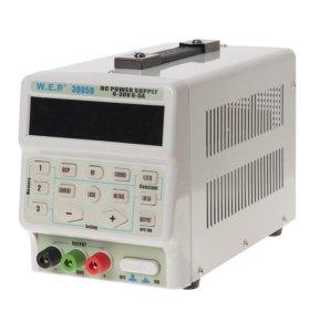 Лабораторный источник питания W.E.P 3005D