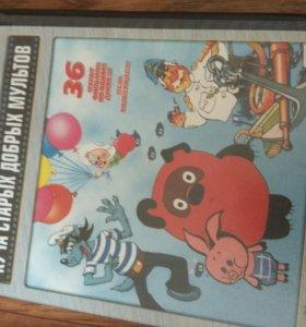 Куча старых добрых мультфильмов