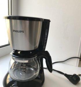 PHILIPS кофеварка