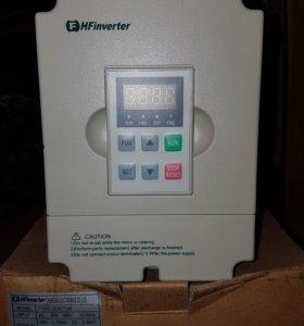 Преобразователь частоты F1000