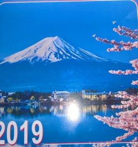 продам календарь 2019 год христианский