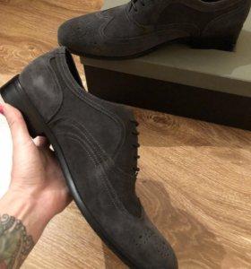 Туфли ботинки PAOLO CONTE