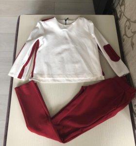 Комплект штаны+кофта