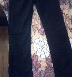 Утепленные новые джинсы