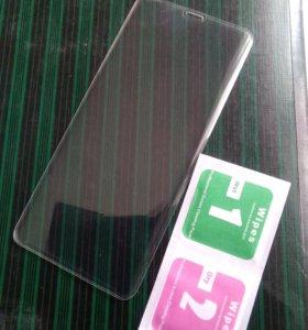 Защитное стекло на Samsung galaxi note8