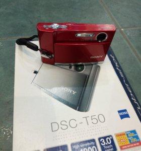Фотоаппарат Sony T50