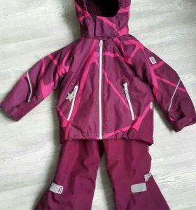 Лыжный костюм Reima.